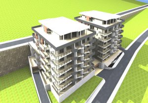 Apartament for sale in Saranda